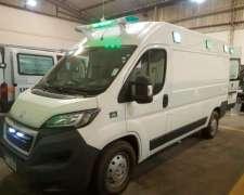 Vendo Ambulancia Peugeot Bóxer
