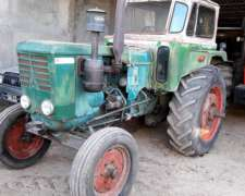 Tractor Deutz A 65 Doble Embrague