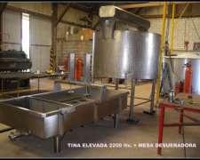 Implementos Para Industrias Lacteas