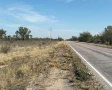 Sgo del Estero. Suncho Corral, 3000 Has, Asfalto, LUZ y Agua