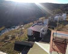 Vendo 4 Casas Frente A Un Río, En Un Paraíso De Las Sierras