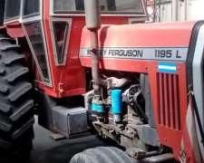Tractor Massey Ferguson 1195, Impecable