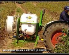 Metalfor Asg 600/765 Vl (3 Puntos)