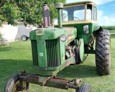 Tractor John Deere 730 con Embrague Arlotti