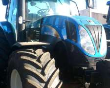 Tractores New Holland T6080 (155cv) / 6090 (165cv) Ingles