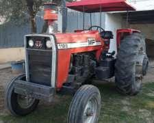 Massey Ferguson 1195 . 109 HP Excelente Estado 8300 Hs .