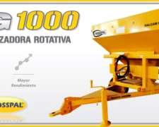 Fertilizadora Rotativa Grosspal VG 1000