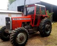 Tractor Massey Ferguson 1615 S, Doble Tracción, Única Mano