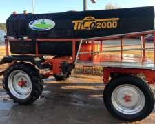 Acoplado Tanque 3600 Lts
