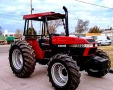 Tractor Caseih 4220 - 1996 -reparado con Levante de 3 Puntos
