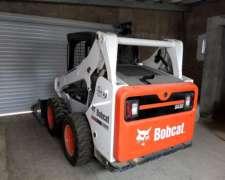 Minicargadora Bobcat Minipala Solo 160 Hs Bobcat S530