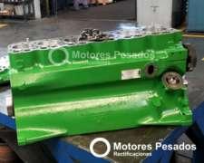 Reparación, Servicio y Repuestos para Motores John Deere