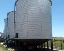 Silos De 5 Tn A 120 Tn Semillas Y Fertilizantes