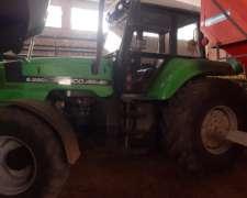 Tractor Agco Allis 6.220 año 2010 4200hs
