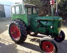 Tractor Deutz 55- Comando Simple- Toma de FZA - EXC EST