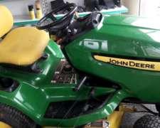 Tractor De Jardín John Deere X300