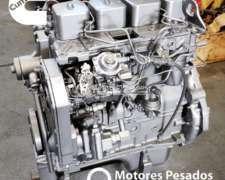 Motor Cummins 4bt - 3.9 - 135 HP - Rectificado con 04