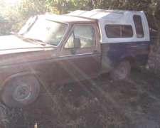Ford Ranger Modelo 1980