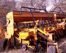 Sembradora Fabimac De 20 A 52 Con Doble Fertilizacion