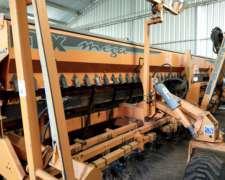 Sembradora Agrometal TX Mega 16-52