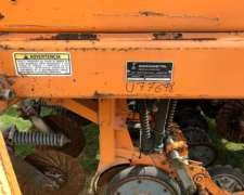 Sembradora Agrometal Inter II 29a21 Chorr y Placa 17 a 35 cm