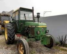 Tractor John Deere 2140, Balcarce