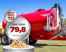 Estercolera Para Líquidos Fertec Tank 12000