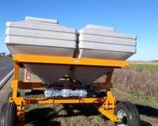 Fertilizadora Pozzi Nueva EDR3000 . Disponible