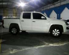 Vw Amarok Bi Turbo 4x2 Full Sin Pack Electrico Año 2011