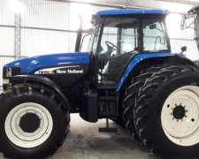 Tractor New Holland TM-190 año 2004
