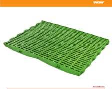 Slat Plástico Para Cerdos Para Madre 600 X 800 Mm