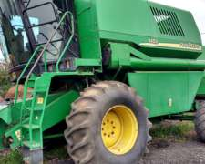 Cosechadora John Deere 1450 Financiacion Especial
