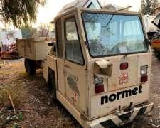 Camion Minero Normet Volcador
