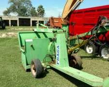 Extractora de Granos y Forrajes Fraga Furca Bolsa
