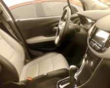 Chevrolet Tracker Ltz +