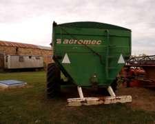 Monotolva Agromec 12/14 año 2008