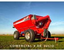 Tolva Autodescargable Ombu CRV-22 - 9 de Julio