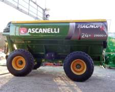 Autodescargable Ascanelli Magnum + 24tn- Disponible