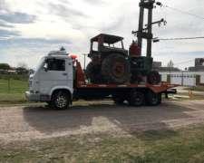 Transporte De Maquinaria, Implementos Agrícolas Y Vehículos