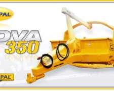 Pala de Arrastre Hidráulica Grosspal Nova 350
