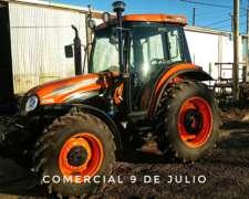 Tractor Zanello Ecoline 4090 4X4 100 HP - 9 de Julio
