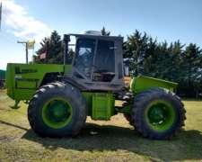 Tractor Usado Marca Zanello Modelo 540c Articulado año 1996