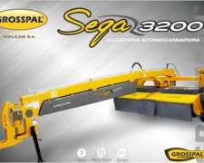 Segadora Acondicionadora Sega 3200 - Grosspal
