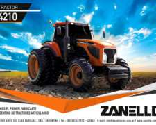 Nuevo Zanello 4210 - 210 Hp Reales - Bajas Rpm