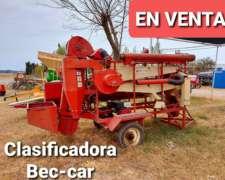 Clasificadorora Semillas Bec-car