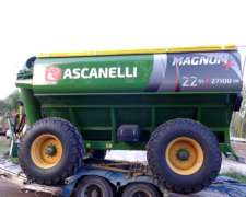 Autodescargable Ascanelli 22tt- Disponible