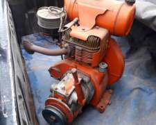 Motor Explosión 10hp con Toma de Fuerza