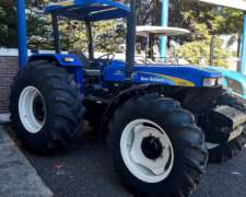 Tractor New Holland 7630 4wd
