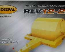 Rolo Compactador LIS RLV 12-20. Grosspal Nuevo