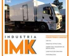 Jcg Camiones Y Remolques Representante De Imk